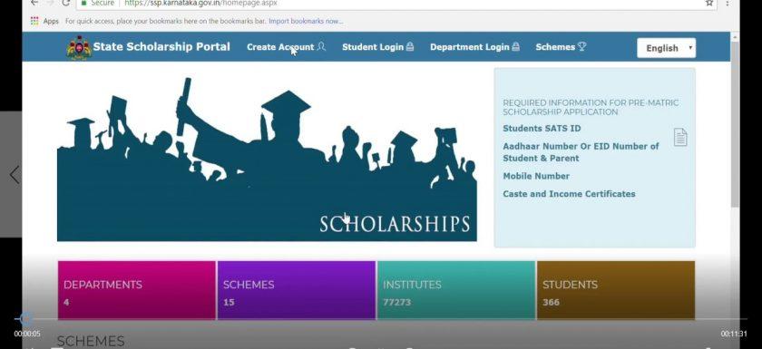 scholarship.gov.in